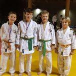 Figeac Judo : 2 benjamins qualifiés pour les demi-finales régionales 2019